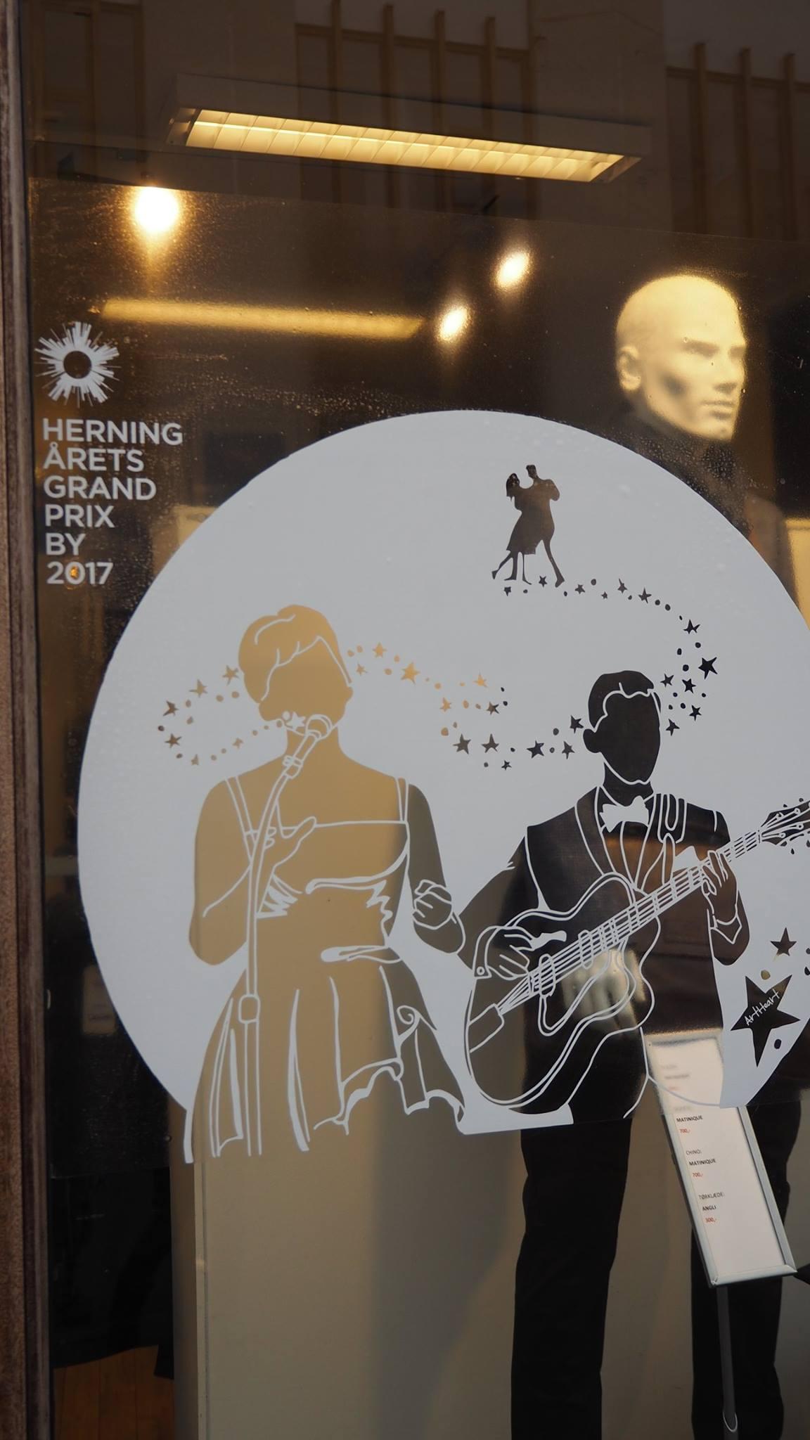 Melodi Grand Prix Herning 2017 - Dansevise